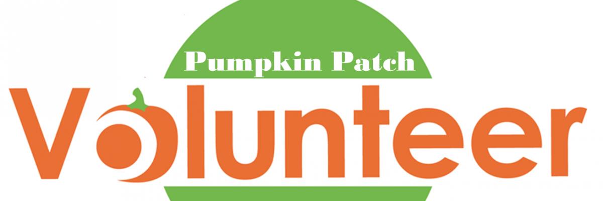 Pumpkin Patch Volunteer