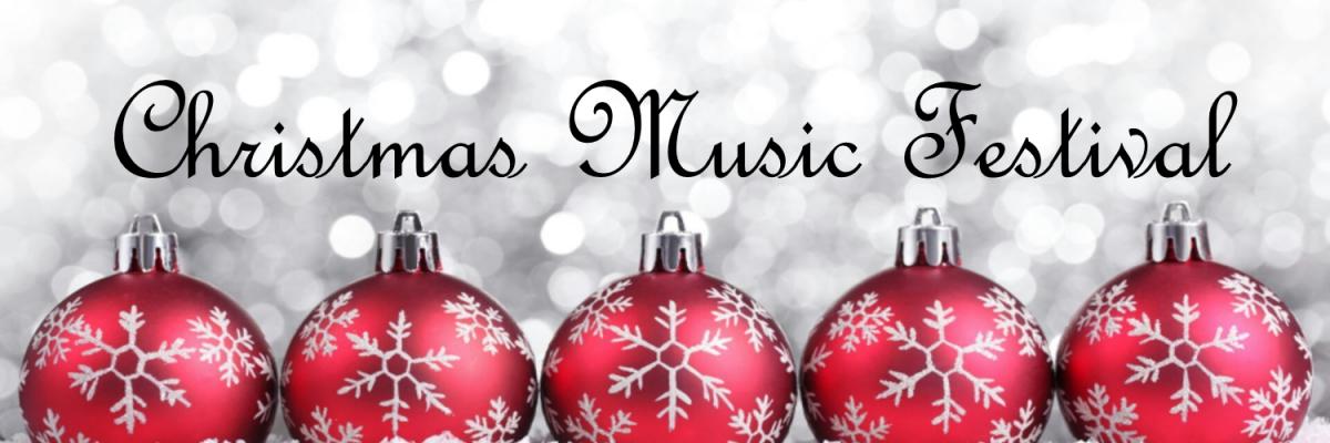 Christmas Music Festival