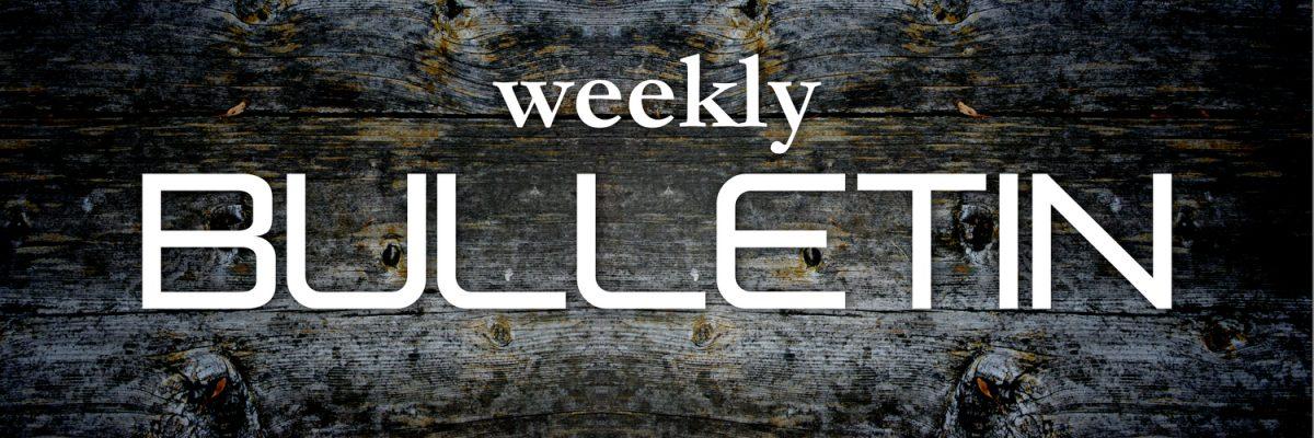 Weekly+Bulliten